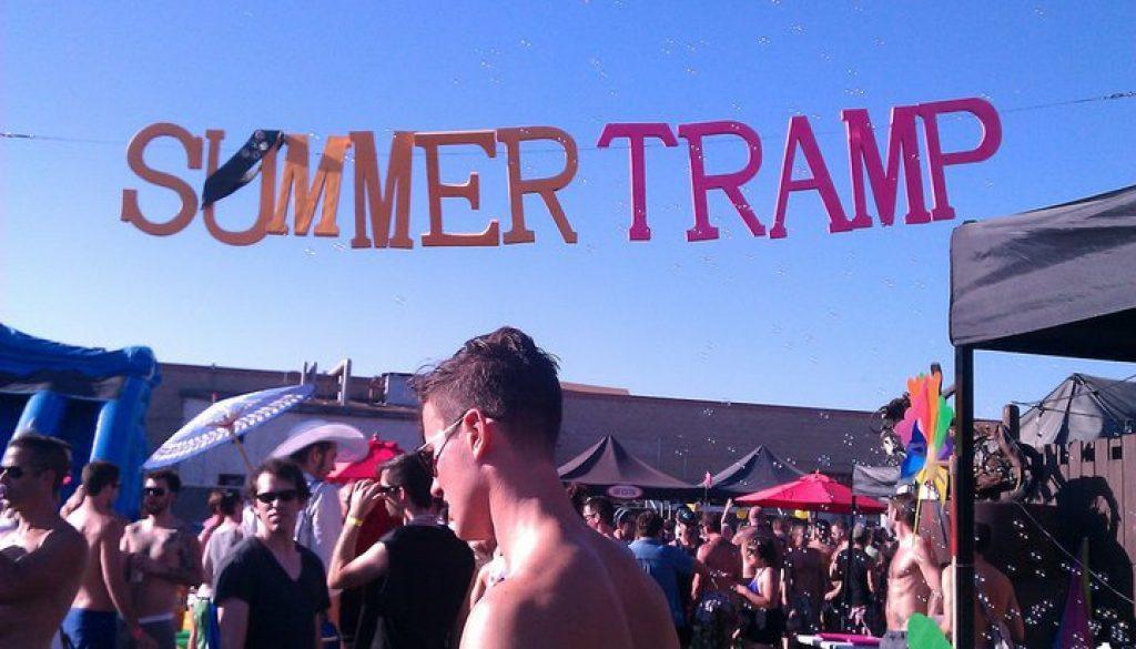 Summer Tamp Banner