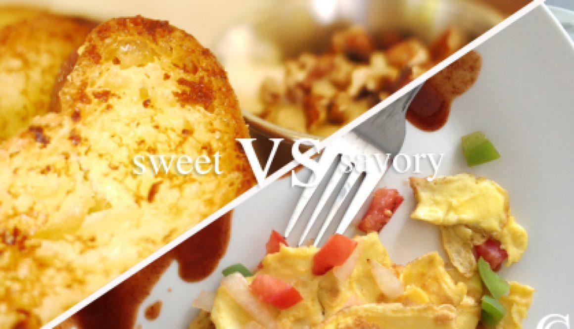 sweetvssavory