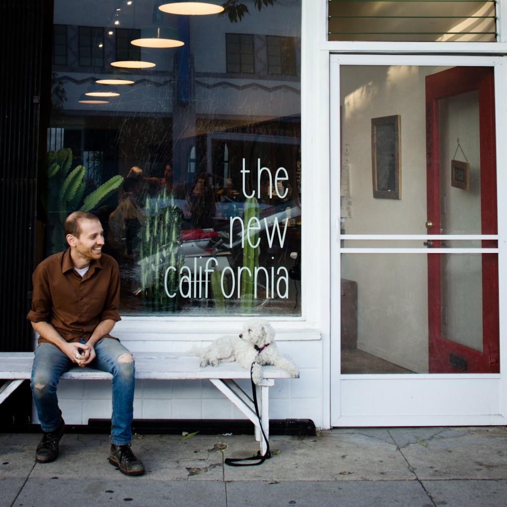 Brian Girgus The New California Barbershop