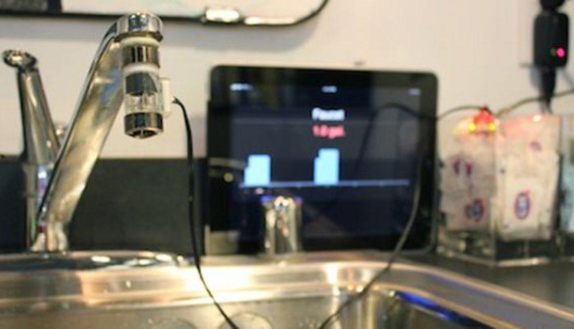 Arduino-Board-Water-Meter