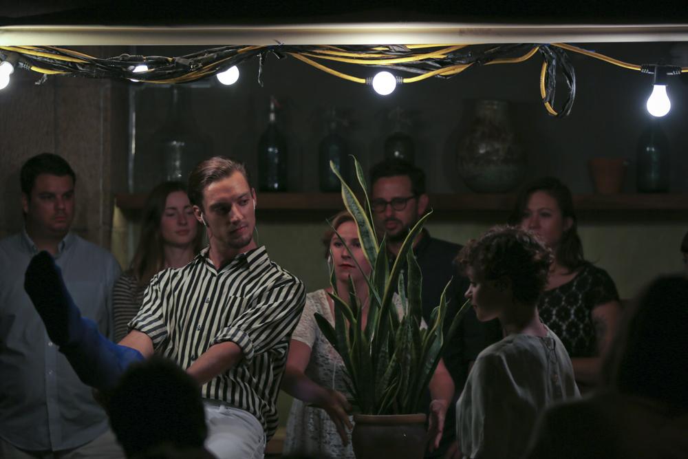 Nicole Disson peresents THE SERIES, featuring LA Dance Project, IO Echo, Harper Simon, Mandy Kahn, Daniel Corral, Zoe Aja Moore and Co., Diva, Lewis Kane Alia Penner and Lola Rose Thompson, Dublab and Jung Hollywood.